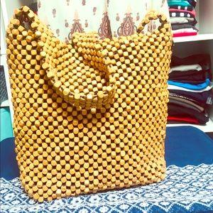 The Sak beaded boho purse